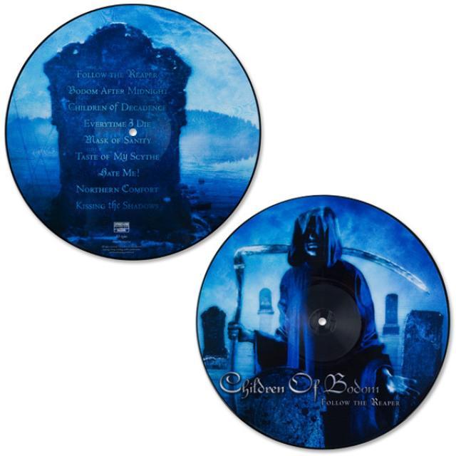 Children Of Bodom Follow The Reaper – LP (Vinyl)