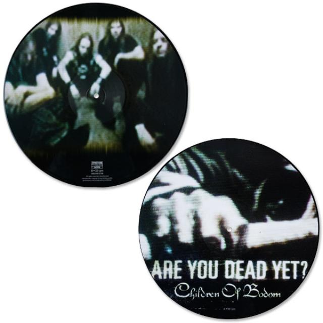 Children Of Bodom Are You Dead Yet? – LP (Vinyl)