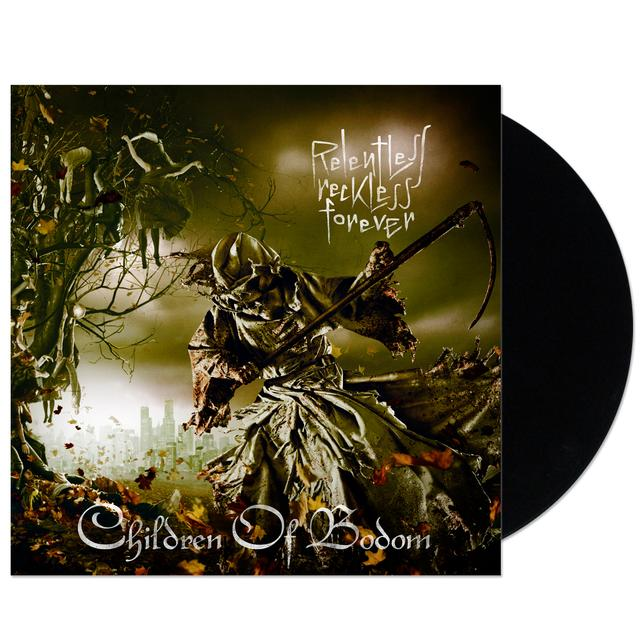 Children Of Bodom Relentless Reckless Forever Vinyl