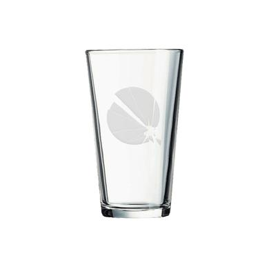 Queens Of The Stone Age Shatter Q Pint Glass