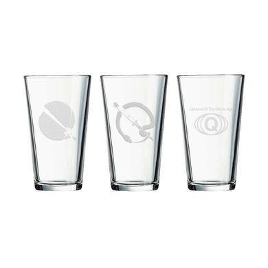 Queens Of The Stone Age Pint Glass Bundle