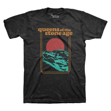 Queens Of The Stone Age Limited Edition Sun Tee