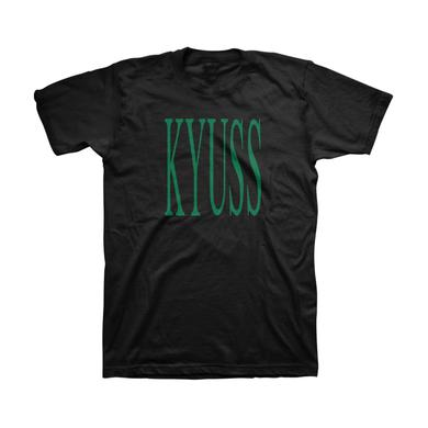Queens Of The Stone Age Kyuss Green Tee