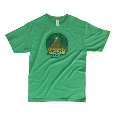 Queens Of The Stone Age Space Mountain Heather Kelly Tee