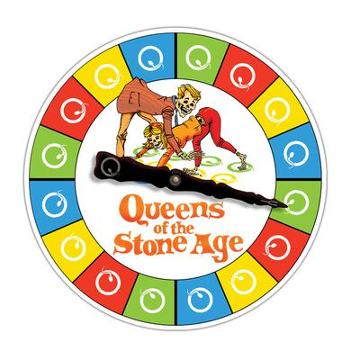 Queens Of The Stone Age Twister Slipmat