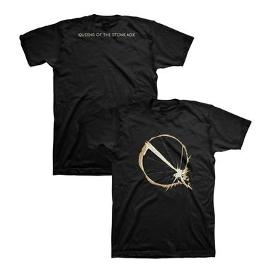 Queens Of The Stone Age Shatter Q Tee