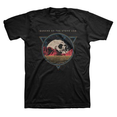 Queens Of The Stone Age Black Planet Tee