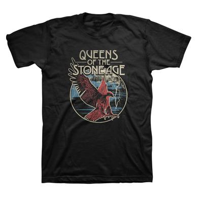 Queens Of The Stone Age Eagle Tee