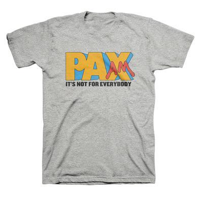 Ryan Adams PaxAm It's Not For Everybody Tee