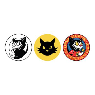 Ryan Adams Cats Sticker Pack