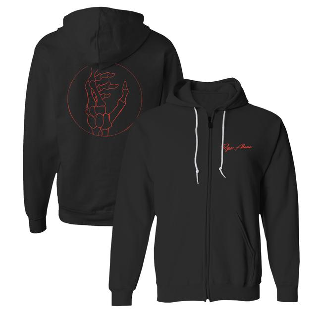 Ryan Adams The Stranger Hoodie (Black)