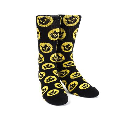 Ryan Adams Cat Mane Socks