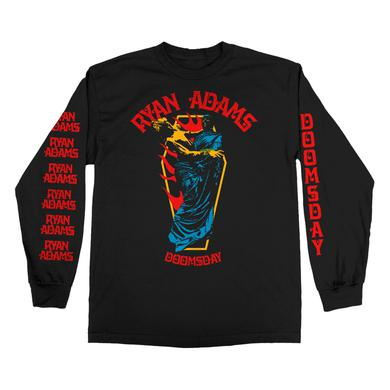 Ryan Adams Doomsday Long Sleeve Tee