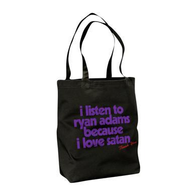 Ryan Adams Satan Tote