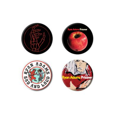 Ryan Adams Button Set