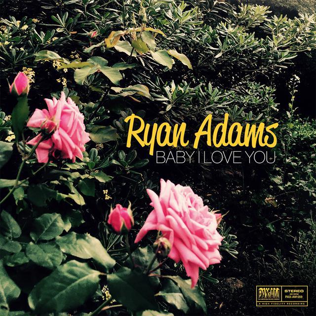 Ryan Adams Baby I Love You 7''