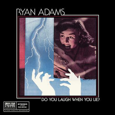 "Ryan Adams Do You Laugh When You Lie 7"" (Blue)"