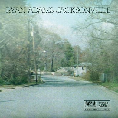 "Ryan Adams Jacksonville 7"" (Blue)"