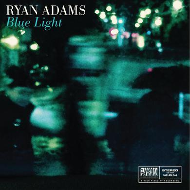 "Ryan Adams Blue Light 7"" (Blue)"