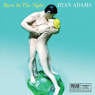 "Ryan Adams Burn In The Night 7"" (Blue)"
