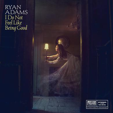 "Ryan Adams I Do Not Feel Like Being Good 7"" (Blue)"