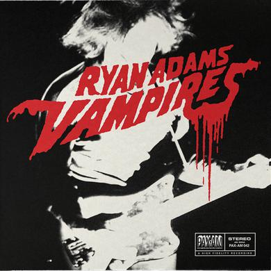 "Ryan Adams Vampires 7"" (Blue)"