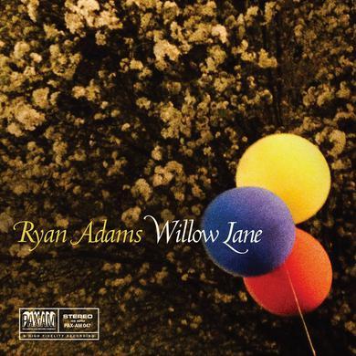 """Ryan Adams Willow Lane 7"""" (Blue)"""