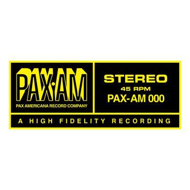 Ryan Adams PaxAm Woven Patch