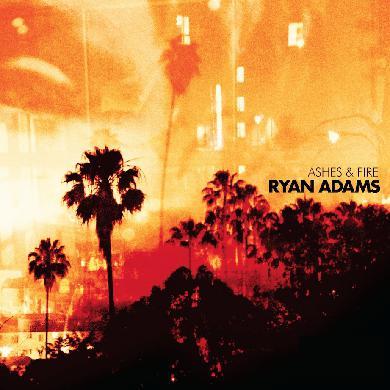 Ryan Adams Ashes & Fire Vinyl