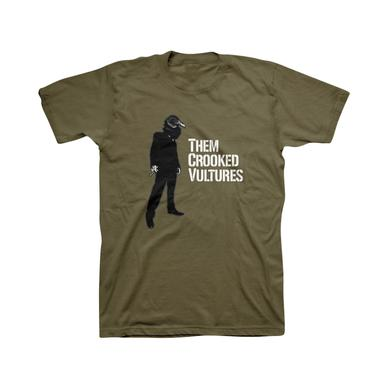 Them Crooked Vultures Smoking Unisex Tee