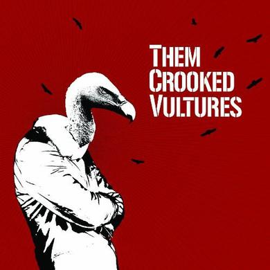 Them Crooked Vultures Self-Titled Vinyl