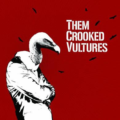 Them Crooked Vultures Self-Titled CD