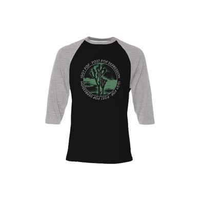 Iggy Pop Joshua Tree 3/4 Sleeve Baseball Tee