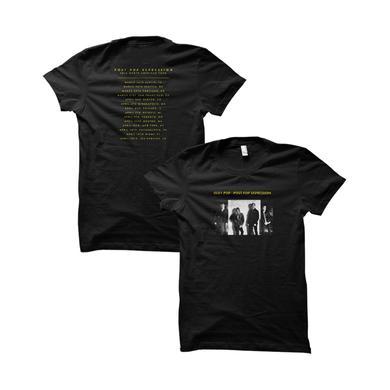 Iggy Pop Album Cover Women's Tour Tee