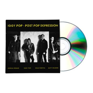Iggy Pop Post Pop Depression CD