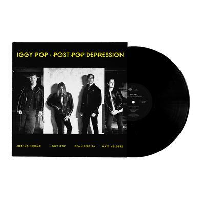 Iggy Pop Post Pop Depression Deluxe Vinyl
