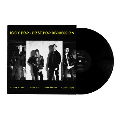 Iggy Pop Post Pop Depression Deluxe Vinyl