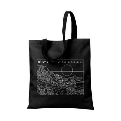 Iggy Pop Shoreline Tote Bag