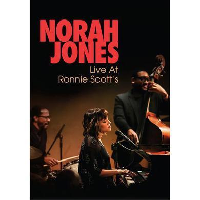 Norah Jones Live at Ronnie Scott's Blu-Ray