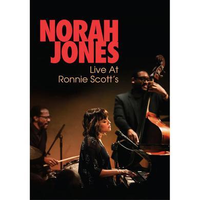 Norah Jones Live at Ronnie Scott's DVD