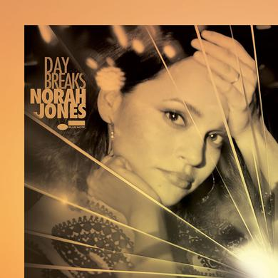 Norah Jones Day Breaks Limited Edition Orange Vinyl