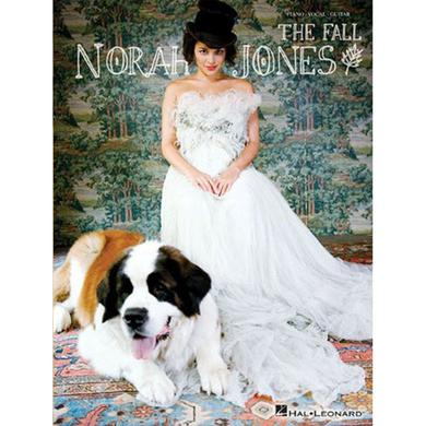 Norah Jones The Fall Piano, Voice, & Guitar Songbook
