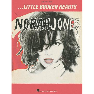 Norah Jones Little Broken Hearts Piano, Voive, & Guitar Songbook