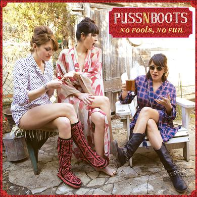 Norah Jones Puss N Boots: No Fools, No Fun CD
