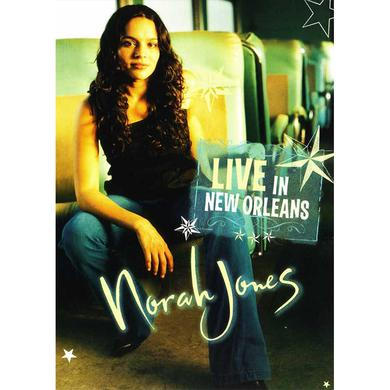 Norah Jones Live In New Orleans DVD
