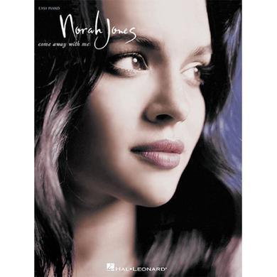 Norah Jones Come Away With Me Easy Piano Songbook