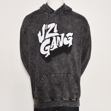 Lil Uzi Vert Uzi Gang Acid Wash Hoodie