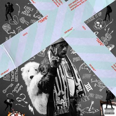 Lil Uzi Vert LUV IS RAGE 2 RAGLAN + DIGITAL ALBUM