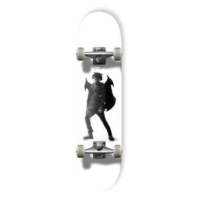 Lil Uzi Vert Metal Devil Skate Deck