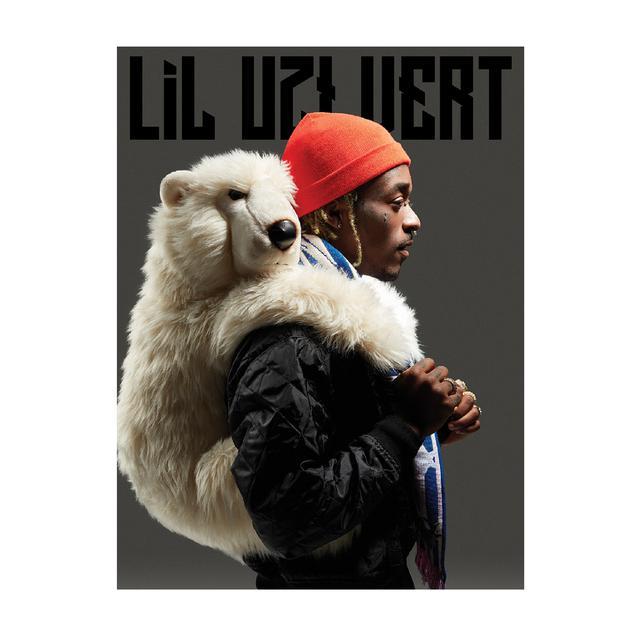 Lil Uzi Vert LUV Is Rage 2 Poster